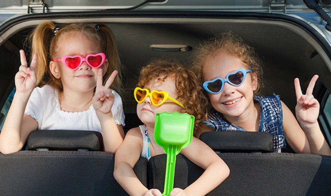 Φέτος θα πάμε διακοπές στο…. σπίτι - Πως το λες στο παιδί σου; - Κυρίως Φωτογραφία - Gallery - Video