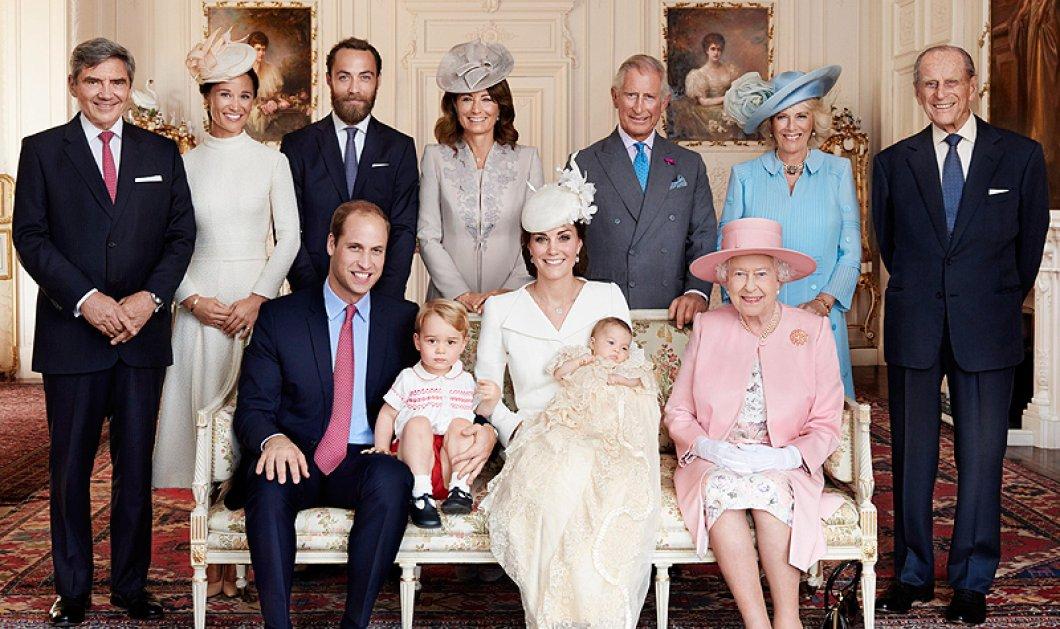 Η πρώτη ευχαριστήρια κάρτα για τα πρώτα γενέθλια της Πριγκίπισσας Σάρλοτ - Τι έγραψαν η Κέιτ & ο Πρίγκιπας William - Κυρίως Φωτογραφία - Gallery - Video