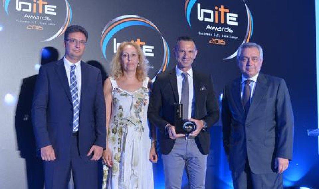 Έξι διακρίσεις απέσπασε ο Όμιλος ΟΤΕ στα φετινά Business IT Excellence Αwards  - Κυρίως Φωτογραφία - Gallery - Video