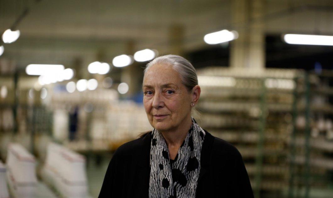 Ingegerd Raman - Top Woman Σουηδέζα: Σχεδιάζει έπιπλα & αντικείμενα με αυτοπεποίθηση για την ΙΚΕΑ - Κυρίως Φωτογραφία - Gallery - Video