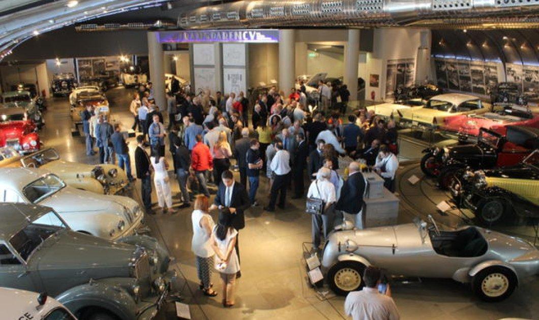 Εγκαινιάστηκε σήμερα η έκθεση Transparency στο Ελληνικό Μουσείο Αυτοκινήτου - Υπο την αιγίδα της UNESCO - Κυρίως Φωτογραφία - Gallery - Video