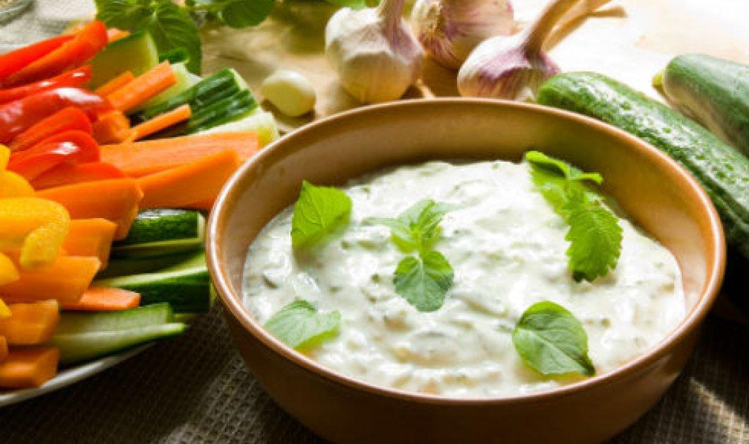 Γιαούρτι το δροσερό, υγιεινό, αγαπημένο - 5 μοναδικές συνταγές για σαλάτες: Με τζίντζερ, σπανάκι, ραπανάκι  - Κυρίως Φωτογραφία - Gallery - Video