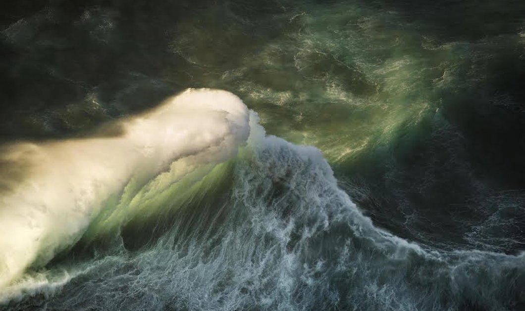 Η εκπληκτική ομορφιά της δύναμης των κυμάτων μέσα από τα μαγικά κλικς ενός φωτογράφου - Κυρίως Φωτογραφία - Gallery - Video