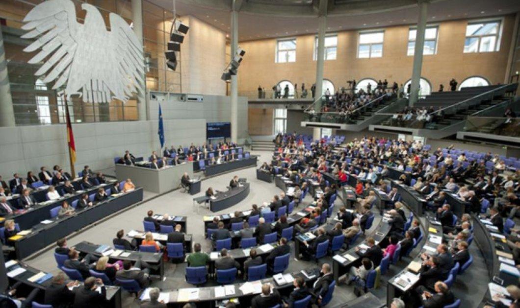Εγκρίθηκε η εκταμίευση της δόσης για την Ελλάδα από το γερμανικό κοινοβούλιο - Κυρίως Φωτογραφία - Gallery - Video