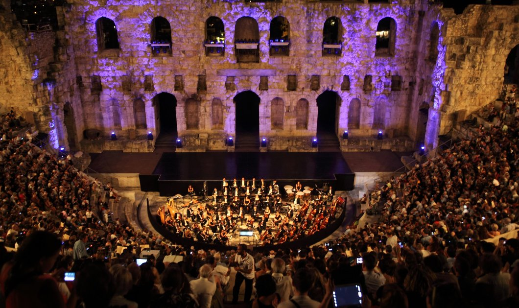 Με την μεγαλειώδη «Αΐντα» της Λυρικής ανοίγει το Φεστιβάλ Αθηνών - Κλείστε θέσεις  - Κυρίως Φωτογραφία - Gallery - Video