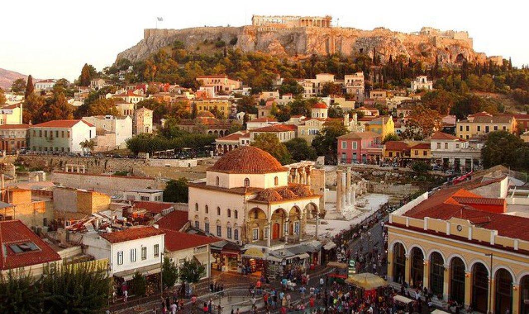 Συναγερμός για το όζον στην Αθήνα: Υπέρβαση του ορίου στην ατμόσφαιρα - Οδηγίες από το υπουργείο Υγείας - Κυρίως Φωτογραφία - Gallery - Video