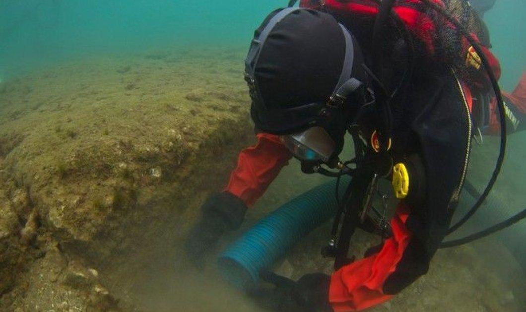 Good News: Ανακαλύφτηκε αρχαία ναυτική βάση στον Πειραιά 2.500 ετών - Kλειδί για τη νίκη στη Ναυμαχία Σαλαμίνας - Κυρίως Φωτογραφία - Gallery - Video