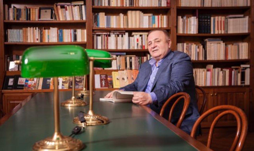 """Μade in Greece o Παντελής Μπούμπουρας: Nα πως κράτησε την Φιλική Εταιρεία """"όρθια """"στην Οδησσό  - Κυρίως Φωτογραφία - Gallery - Video"""