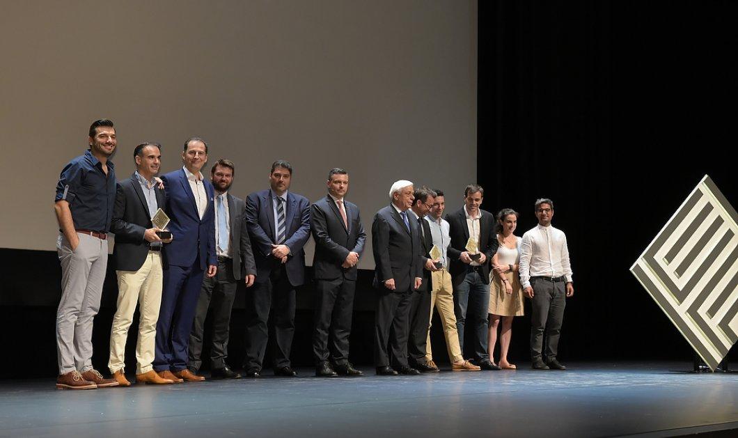 Αυτοί είναι οι νικητές του Ελληνικού βραβείου επιχειρηματικότητας για το 2016   - Κυρίως Φωτογραφία - Gallery - Video