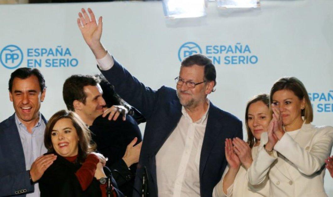 Αποτελέσματα εκλογών Ισπανίας: Κέρδισε τις εκλογές αλλά όχι την αυτοδυναμία το Λαϊκό Κόμμα - Νέα επανάληψη; - Κυρίως Φωτογραφία - Gallery - Video