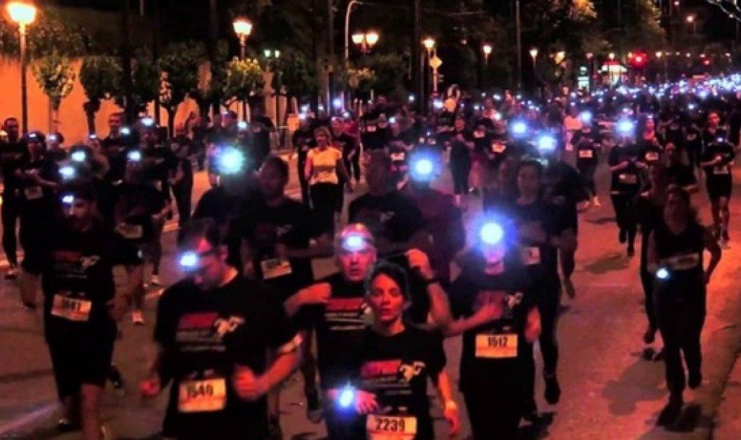 Νυχτερινός αγώνας δρόμου «Lighting Up Athens»: Ποιοι δρόμοι θα κλείσουν απόψε το βράδυ στην Αθήνα - Κυρίως Φωτογραφία - Gallery - Video