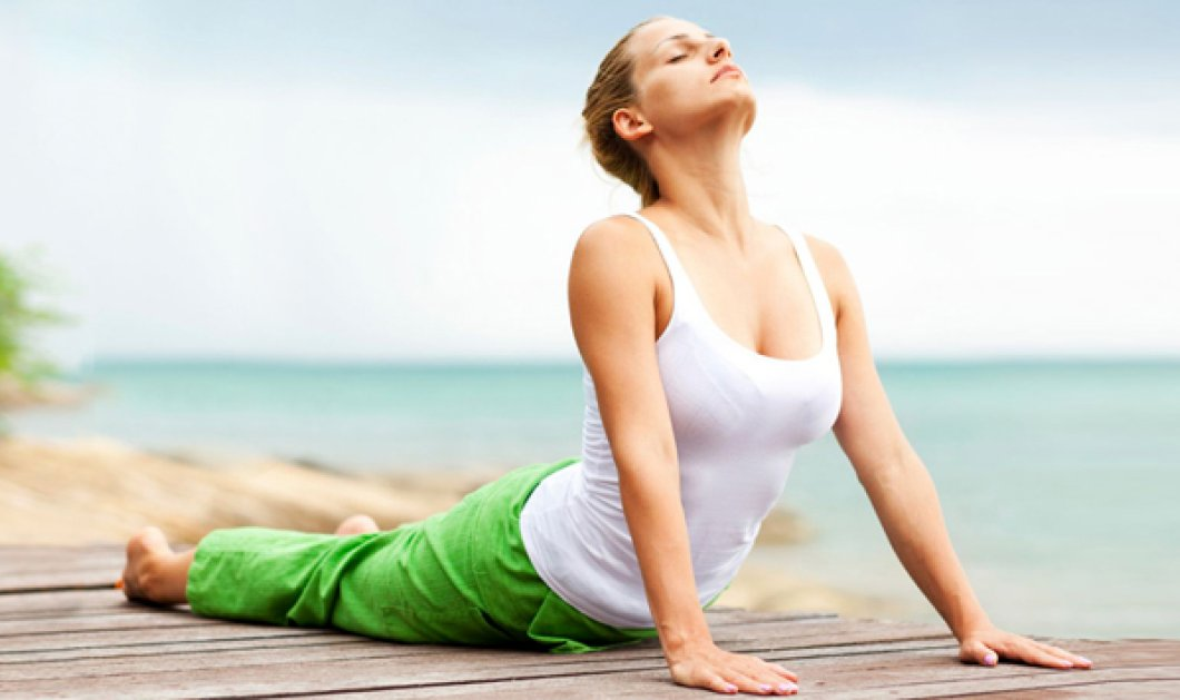 Η λέξη Yoga σημαίνει ενότητα - Τι νιώθουμε όμως όταν κάνουμε Υοga; - Κυρίως Φωτογραφία - Gallery - Video