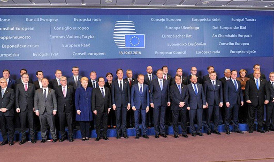 "Live η πρώτη Σύνοδος Κορυφής των «27»:  ""Σκοτωμός"" στην ΕΕ για το ποιος θα διαπραγματευτεί τους όρους του Brexit   - Κυρίως Φωτογραφία - Gallery - Video"