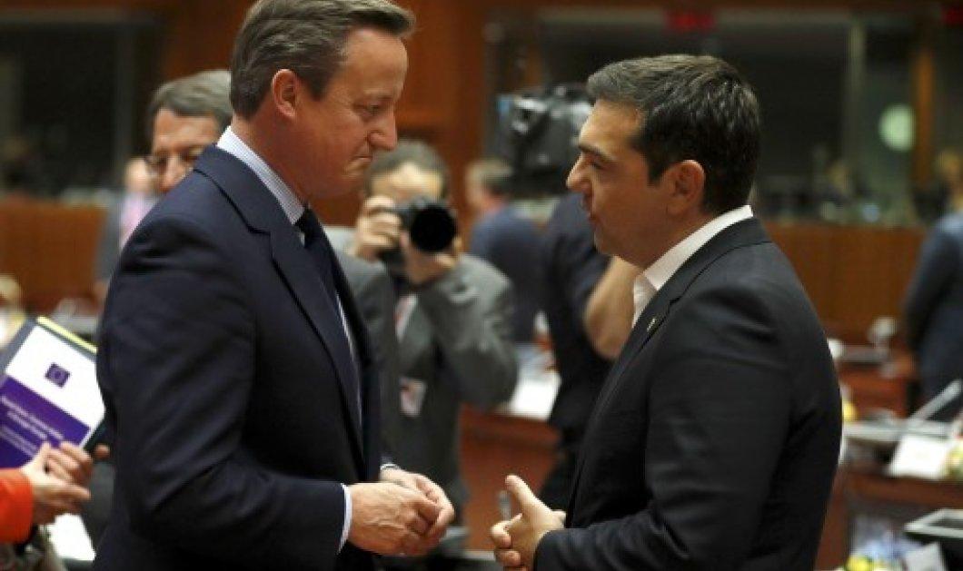 Financial Times: Τι είπε ο Αλέξης Τσίπρας στον Κάμερον και γέλασε το χειλάκι των 27;   - Κυρίως Φωτογραφία - Gallery - Video