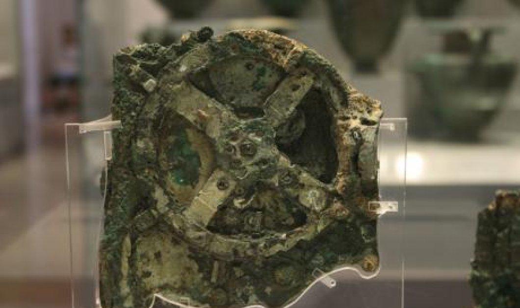 Ο Μηχανισμός των Αντικυθήρων ήταν το αρχαιότερο τάμπλετ στην ιστορία:  Πως λειτουργούσε;   - Κυρίως Φωτογραφία - Gallery - Video