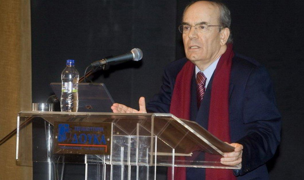 Έφυγε στα 81 του ο μεγάλος φιλόλογος συγγραφέας Νικήτας Παρίσης  - Κυρίως Φωτογραφία - Gallery - Video