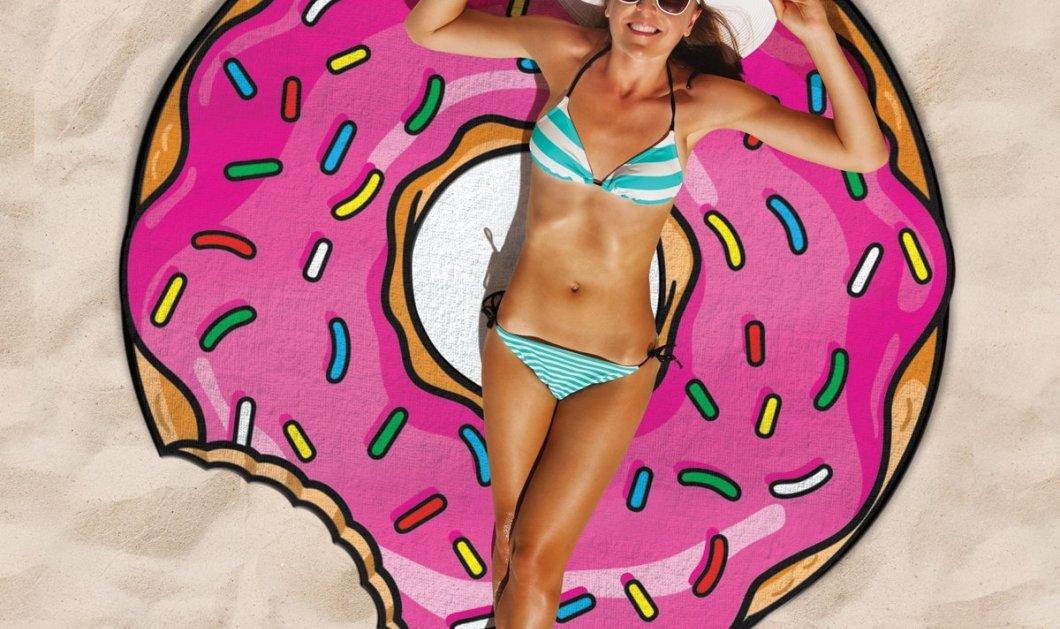 Summer@eirinika: Οι 10 πιο παράξενες, μοναδικές ή τρελές πετσέτες παραλίας  - Κυρίως Φωτογραφία - Gallery - Video
