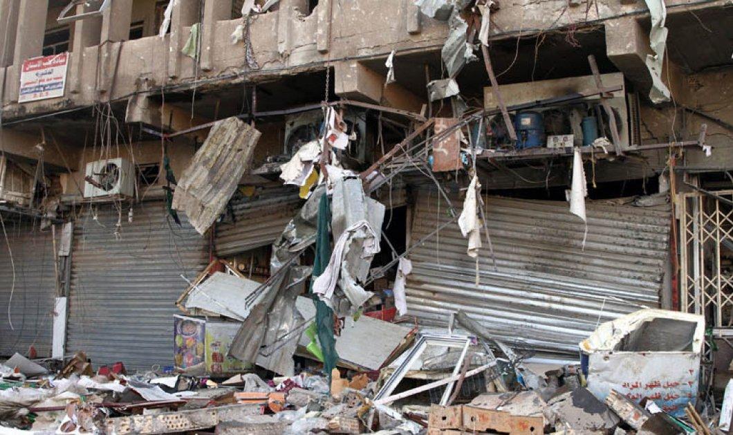 Νέα επίθεση αυτοκτονίας του ISIS στην Βαγδάτη, μια μέρα μετά το μακελειό στην Καμπούλ - Τουλάχιστον 14 νεκροί - Κυρίως Φωτογραφία - Gallery - Video