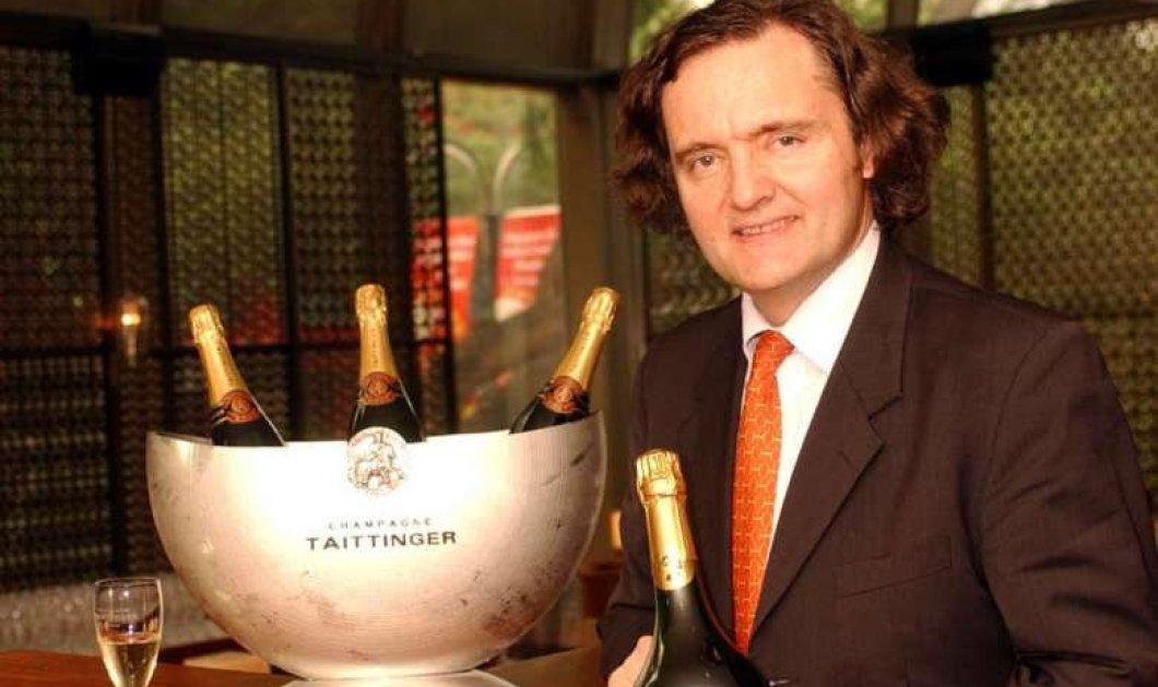 Pierre-Emmanuel Taittinger: Ο ιδιοκτήτης της διάσημης σαμπάνιας  υποψήφιος πρόεδρος της Γαλλίας  - Κυρίως Φωτογραφία - Gallery - Video