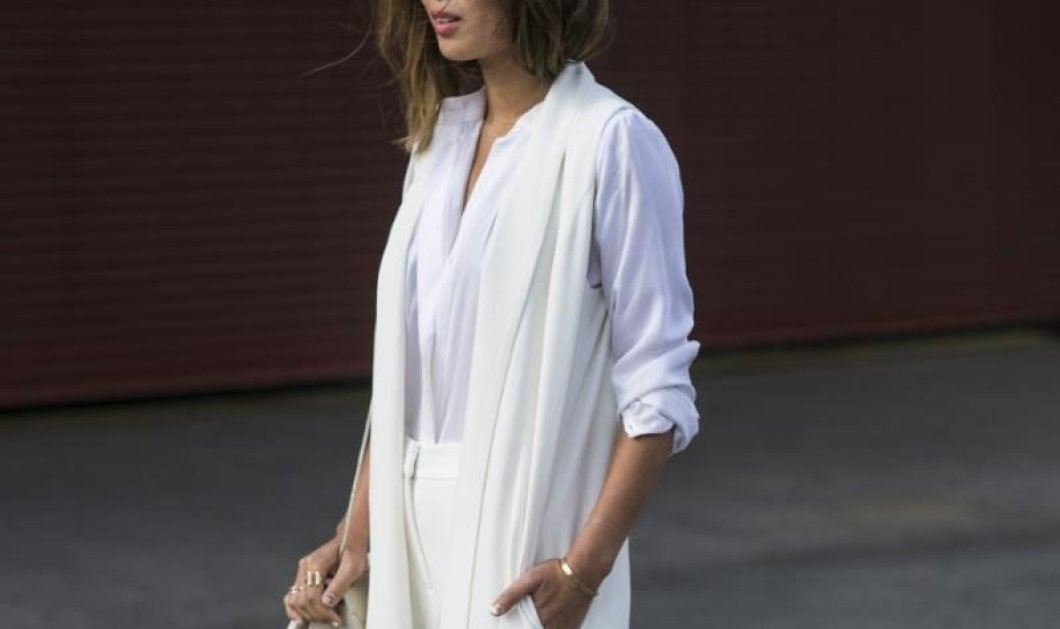 Summer@ eirinika: 16 κυρίες που ξέρουν να φοράνε σωστά το λευκό - χρώμα βασιλιά του καλοκαιριού   - Κυρίως Φωτογραφία - Gallery - Video