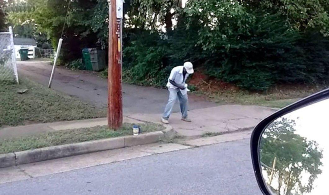 Βίντεο ημέρας: Ηλικιωμένος χορεύει στη μέση του δρόμου...αμέριμνος & γίνεται viral - Κυρίως Φωτογραφία - Gallery - Video