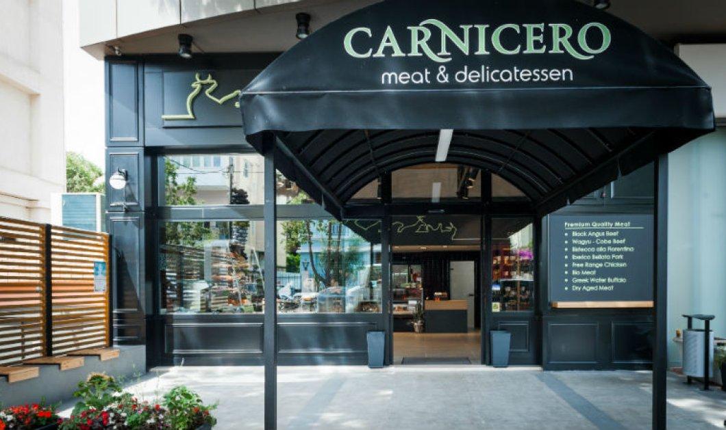 """Μόλις άνοιξε! Φανταστικό """"χασάπικο"""" (;;;)το λένε Carnicero είναι deli κρεατικών καλόγουστο & ντιζαϊνάτο   - Κυρίως Φωτογραφία - Gallery - Video"""