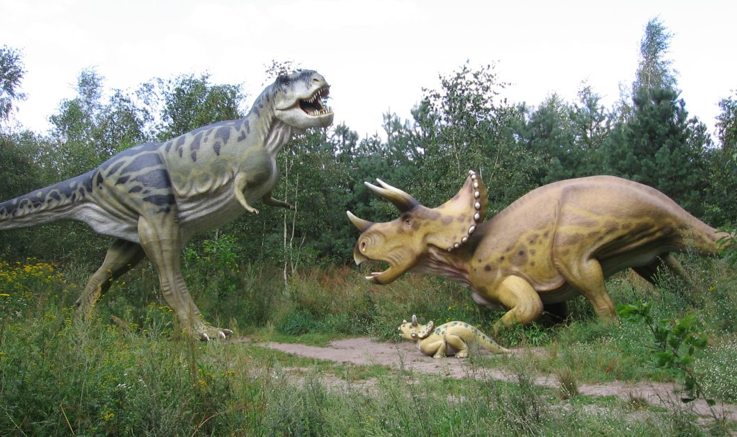 Πως εξαφανίστηκαν οι δεινόσαυροι; Φως στις αιτίες που χάθηκαν πριν 66 εκ. χρόνια  - Κυρίως Φωτογραφία - Gallery - Video