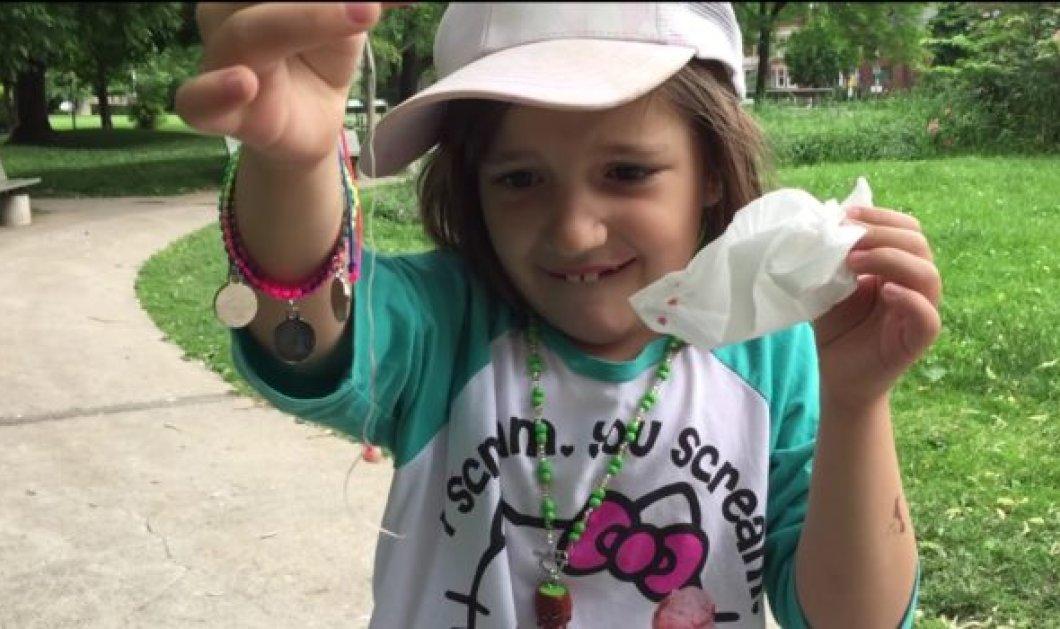 Έβγαλε το δόντι της κόρης του με την βοήθεια ενός ζωντανού… σκίουρου! Δείτε το απίστευτο βίντεο - Κυρίως Φωτογραφία - Gallery - Video