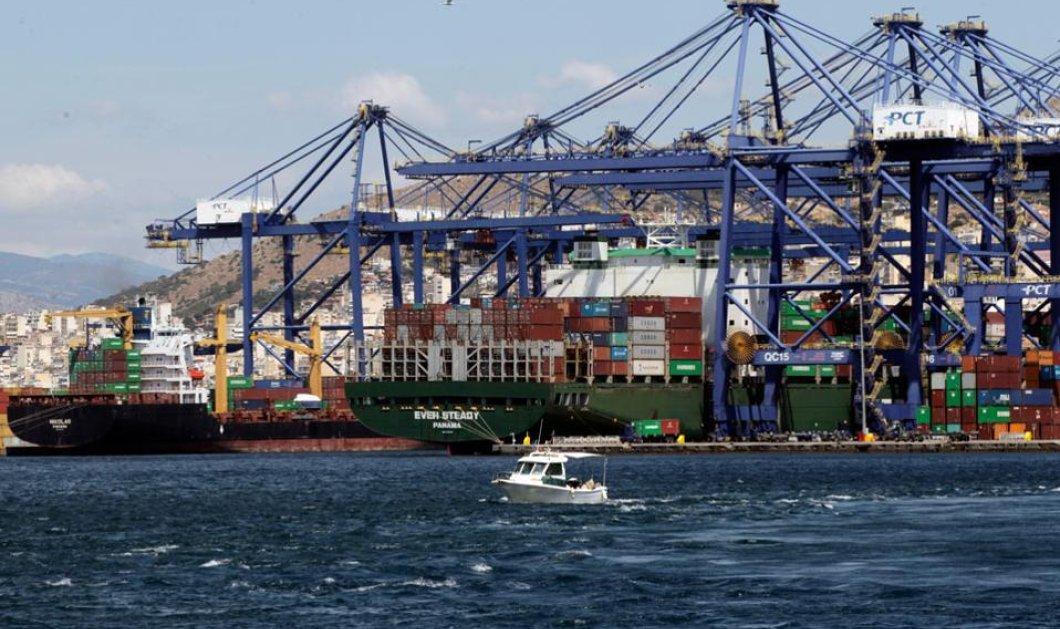 Στα σκαριά μεγάλο deal Cosco – Trenitalia : Μεταφορές από Ασία-λιμάνι Πειραιά - Ευρώπη - Κυρίως Φωτογραφία - Gallery - Video