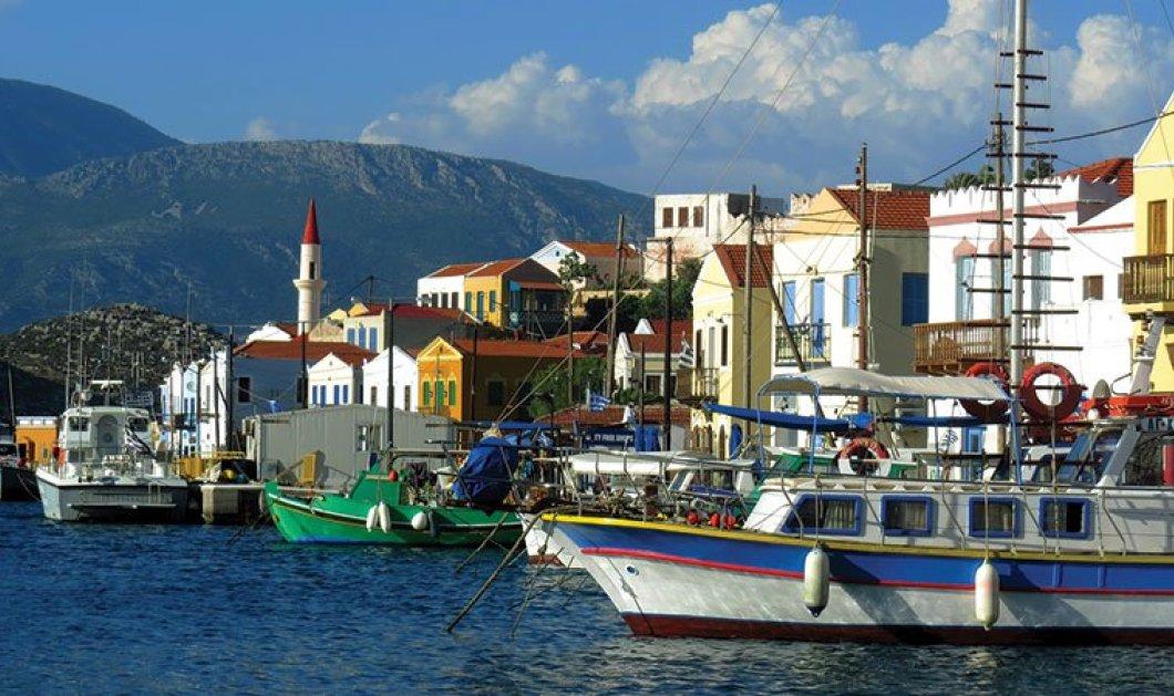 Η Telegraph υμνεί τα 11 top νησιά για διακοπές χαλάρωσης στην Ελλάδα - Κυρίως Φωτογραφία - Gallery - Video