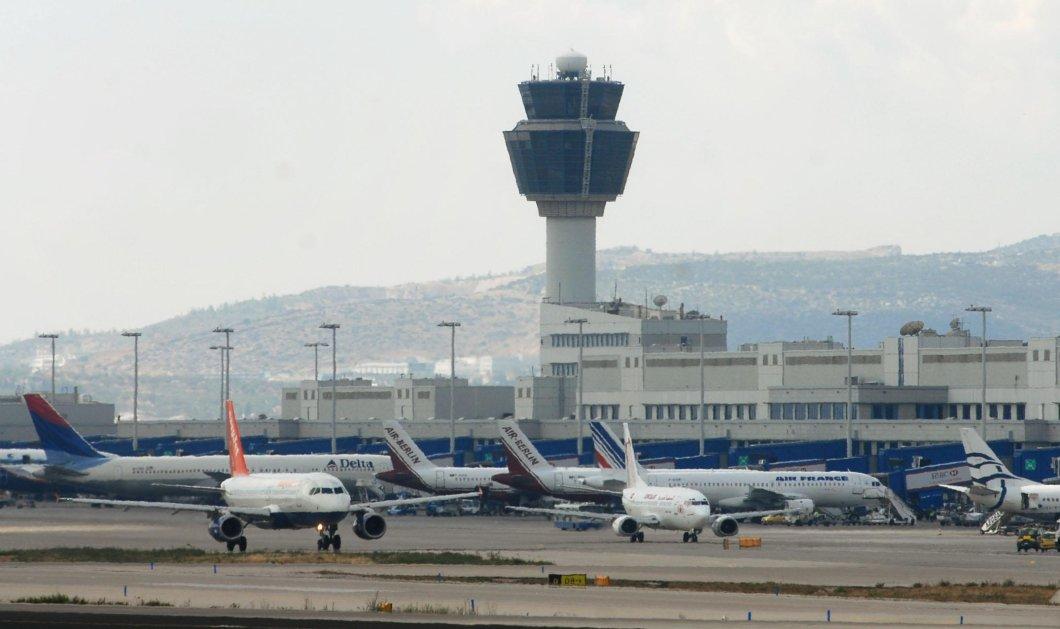 Συναγερμός στο Ελ. Βενιζέλος: Ισραηλινό αεροσκάφος ζήτησε να προσγειωθεί εκτάκτως - Κυρίως Φωτογραφία - Gallery - Video