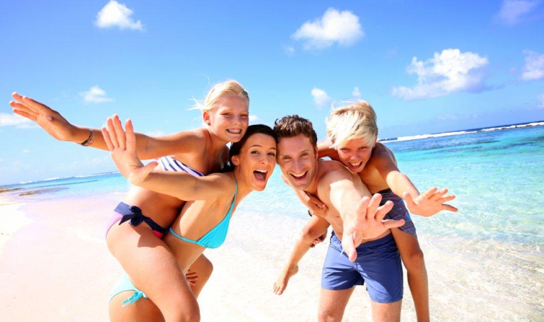 Μικρά μυστικά για αξέχαστες καλοκαιρινές διακοπές με τα παιδιά! - Κυρίως Φωτογραφία - Gallery - Video