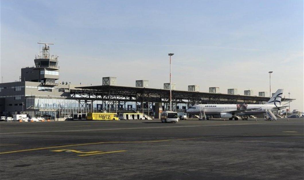 Fraport Greece: Παρουσίασε τα αερολιμενικά τέλη στους εκπροσώπους αεροπορικών εταιρειών της Θεσσαλονίκης - Κυρίως Φωτογραφία - Gallery - Video