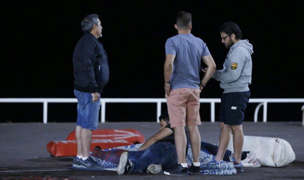 Παγκόσμιο σοκ: Τρομοκρατικό χτύπημα με 84 νεκρούς & 110 τραυματίες στη Νίκαια της Γαλλίας τη νύχτα της εθνικής επετείου - Κυρίως Φωτογραφία - Gallery - Video