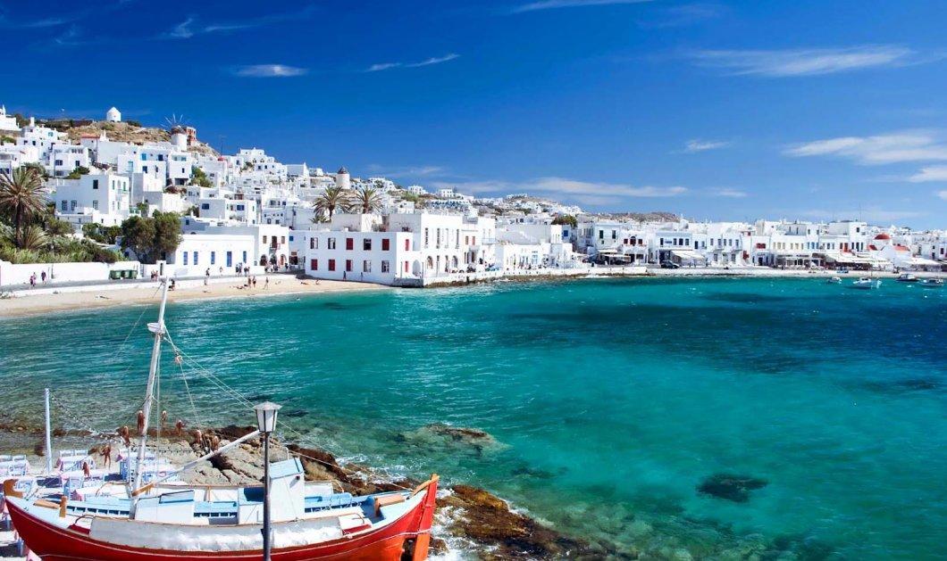 Good news: Business Insider η εκπληκτική λίστα για τα ελληνικά νησιά - Τέχνη, windsurfing, φαγητό ή πάρτυ; Όλα τα έχουμε - Κυρίως Φωτογραφία - Gallery - Video