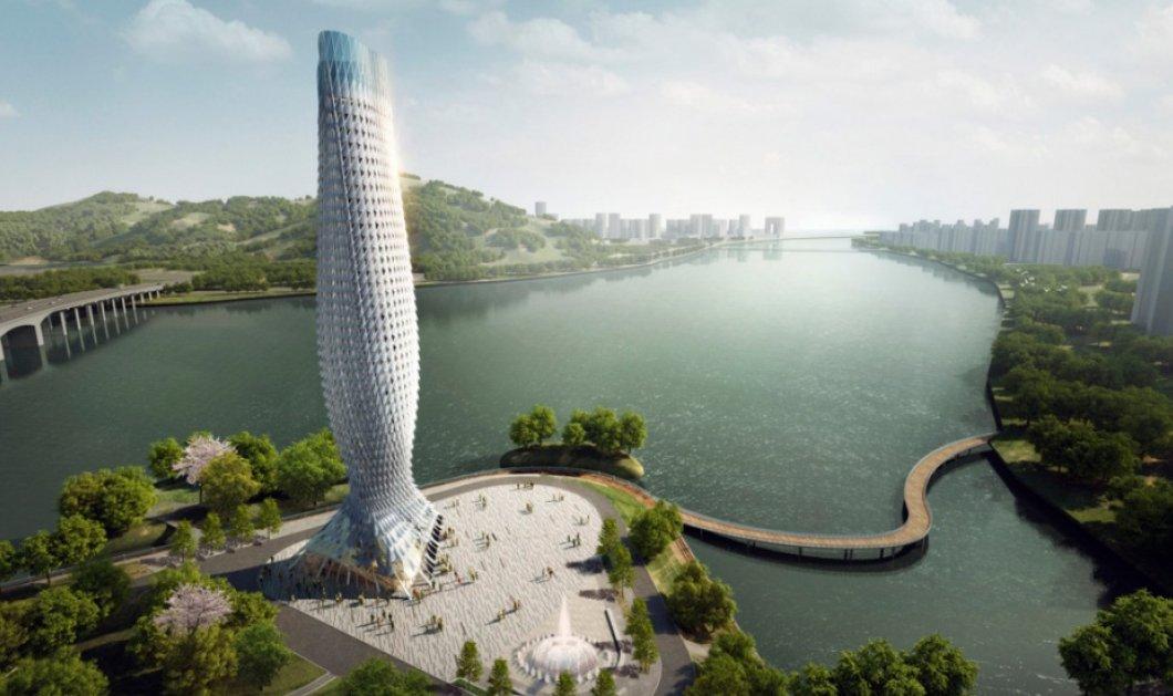 Aπίθανες φωτό: 10 φουτουριστικά κτίρια βγαλμένα από το μέλλον - Επιβλητικά & εντυπωσιακά - Κυρίως Φωτογραφία - Gallery - Video