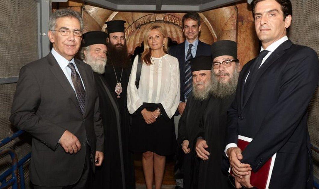 O Κυριάκος & η Μαρέβα του: Επίσημη επίσκεψη στο Ισραήλ με στυλ για το ζεύγος εν αναμονή Πρωθυπουργικών καθηκόντων; - Κυρίως Φωτογραφία - Gallery - Video