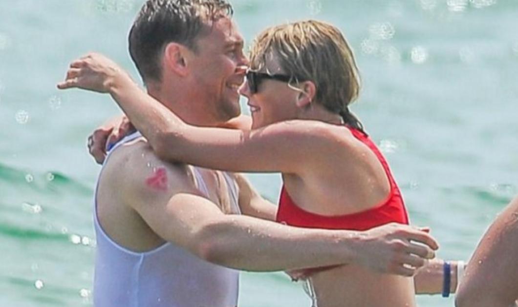 «Αγαπώ την Taylor Swift» έγραφε στο T-shirt του ο Tom Hiddleston γιορτάζοντας την Εθνική επέτειο της Αμερικής     - Κυρίως Φωτογραφία - Gallery - Video