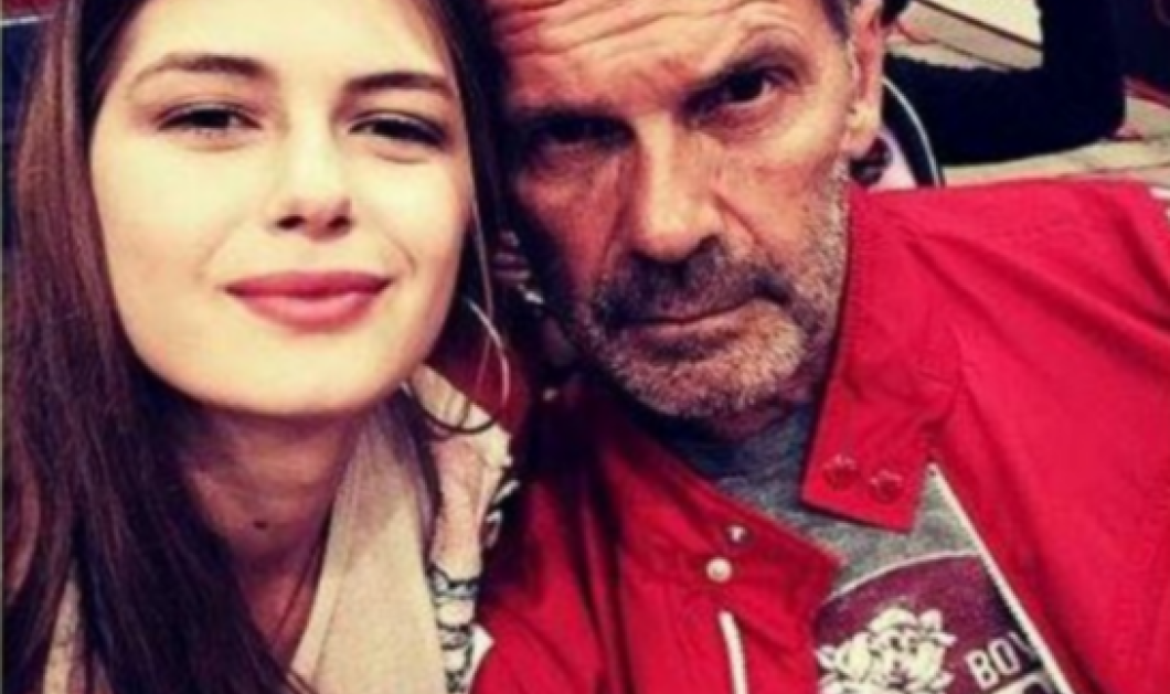 Πέτρος Κωστόπουλος: Με την πανέμορφη κόρη του, Αμαλία, στη Μύκονο    - Κυρίως Φωτογραφία - Gallery - Video