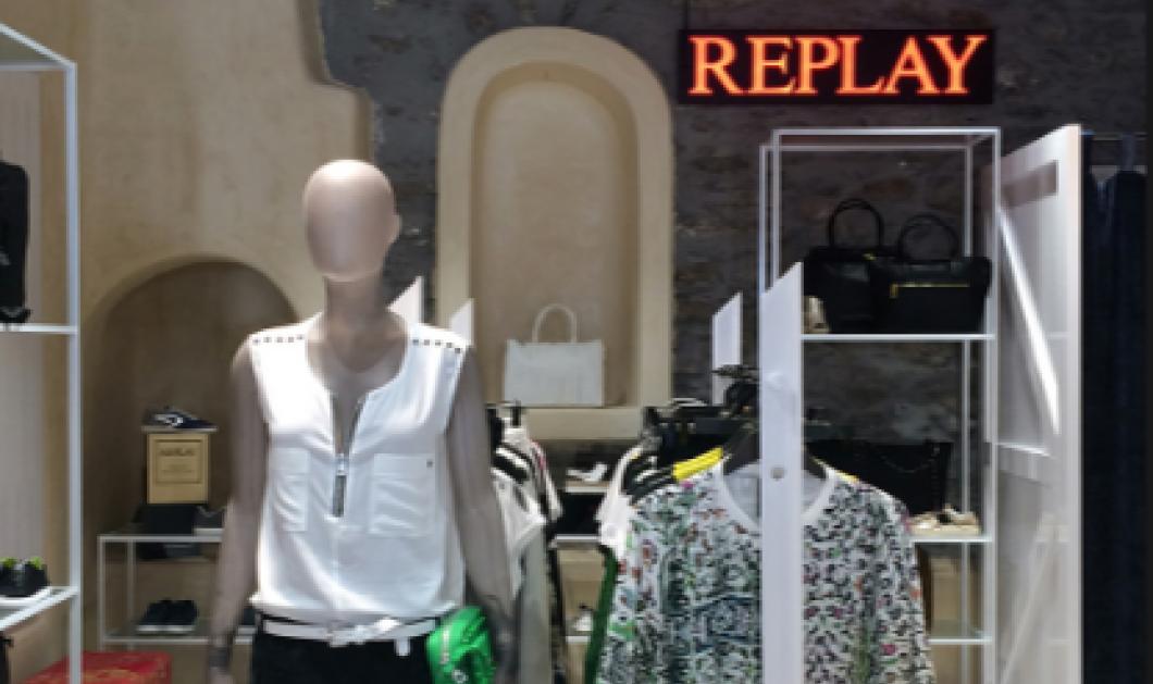 Εγκαίνια του νέου καταστήματος Replay στην Μύκονο   - Κυρίως Φωτογραφία - Gallery - Video
