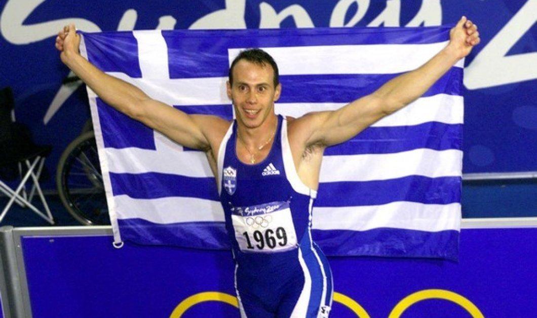 Ο γιος του ανέμου Κώστας Κεντέρης μεγάλωσε! Ο Ολυμπιονίκης μας όπως είναι σήμερα (Φωτό) - Κυρίως Φωτογραφία - Gallery - Video