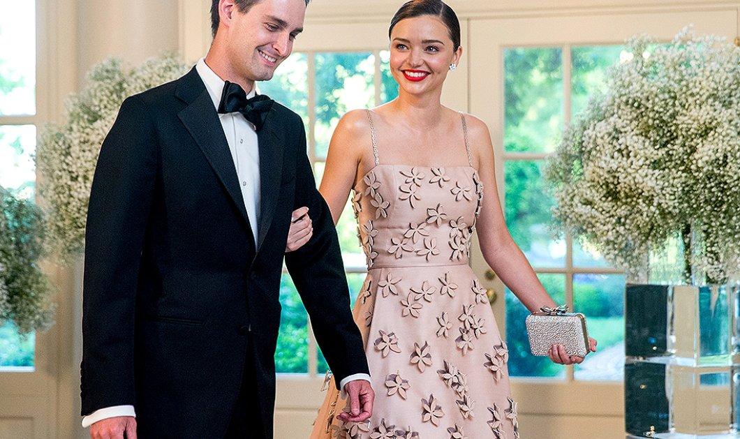 Η Miranda Kerr παντρεύεται τον Μr. Snapchat! Το εντυπωσιακό μονόπετρο & η ρομαντική πρόταση γάμου - Κυρίως Φωτογραφία - Gallery - Video
