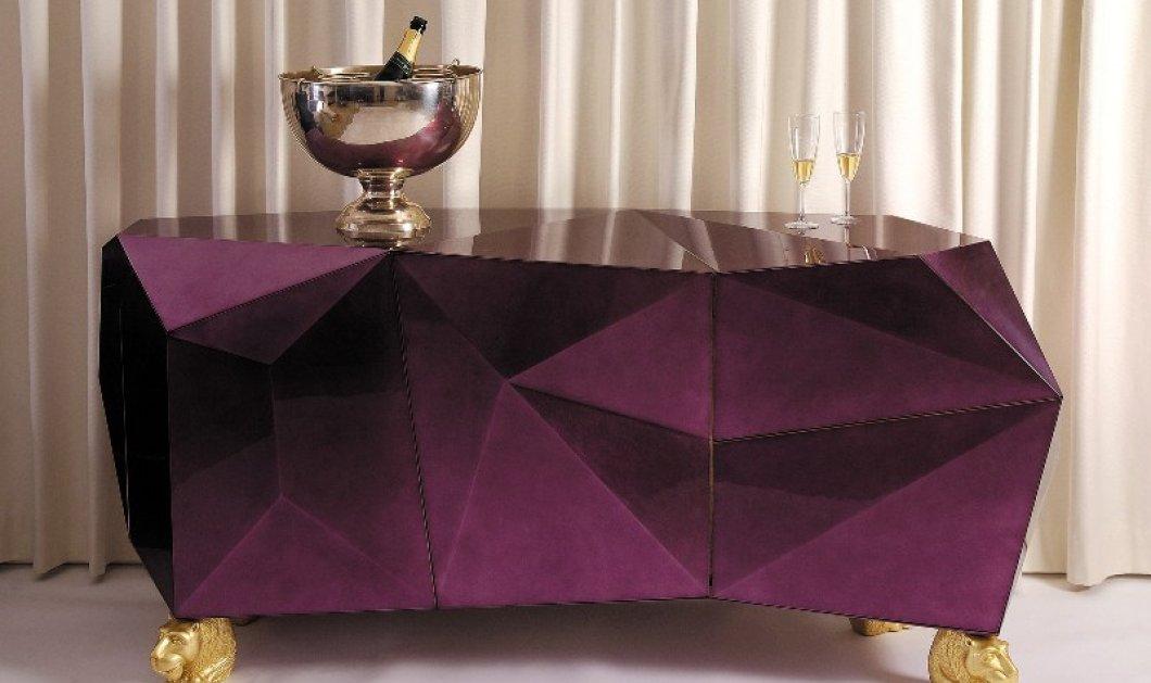 Καρέ - καρέ & βίντεο πως φτιάχνεται ο διασημότερος μωβ σαν διαμάντι μπουφές στον κόσμο!  - Κυρίως Φωτογραφία - Gallery - Video