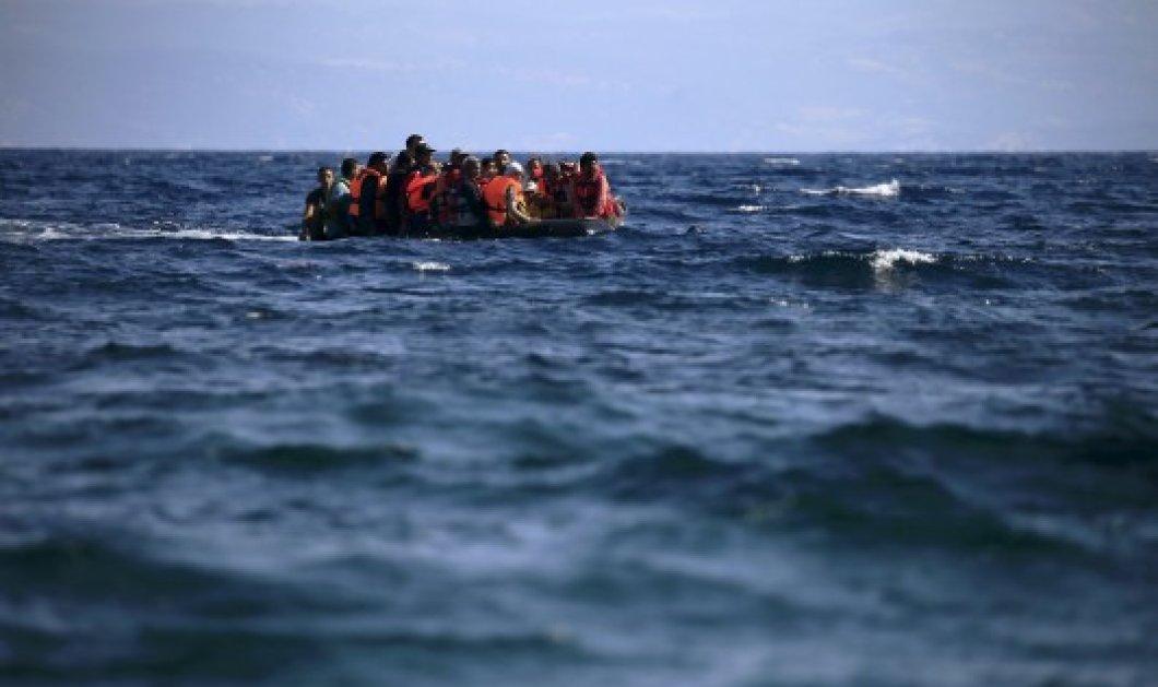 Τραγωδία με πρόσφυγες ξανά στη Λέσβο: Δύο παιδιά και δύο ενήλικες νεκροί - 6 αγνοούμενοι   - Κυρίως Φωτογραφία - Gallery - Video