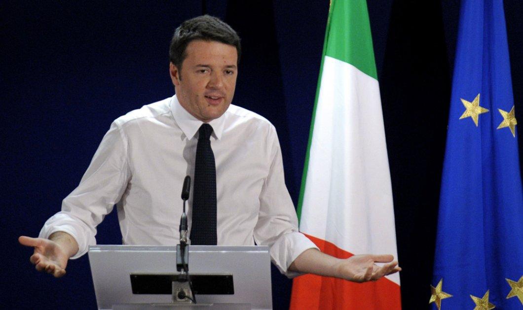 Ματέο Ρέντσι: Η Ευρώπη πρέπει επιτέλους να ξυπνήσει - Αρκετά με την πολιτική λιτότητας - Κυρίως Φωτογραφία - Gallery - Video
