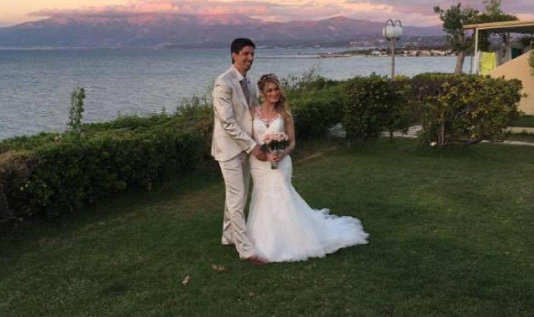Εκπληκτικό: Η νύφη ανέβηκε στη σκηνή και άρχισε να παίζει μπουζούκι - Για ποιον το έκανε (Φωτό) - Κυρίως Φωτογραφία - Gallery - Video
