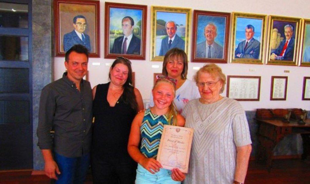 Good News: Αυτή η Νορβηγίδα έχει επισκεφτεί τη Ρόδο 100 φορές & 20 φορές δύο ζευγάρια Γερμανών - Κυρίως Φωτογραφία - Gallery - Video