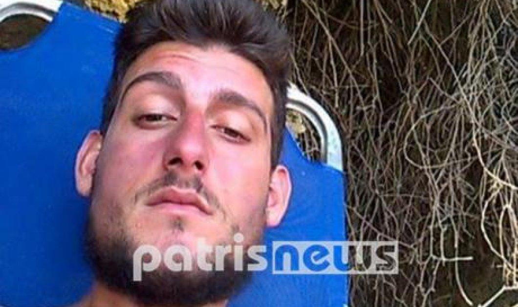 Θρήνος για τον 20χρονο Πυργιώτη που σκοτώθηκε σε καβγά επειδή υπερασπίστηκε τον φίλο του - Αμίλητος ο δράστης - Κυρίως Φωτογραφία - Gallery - Video