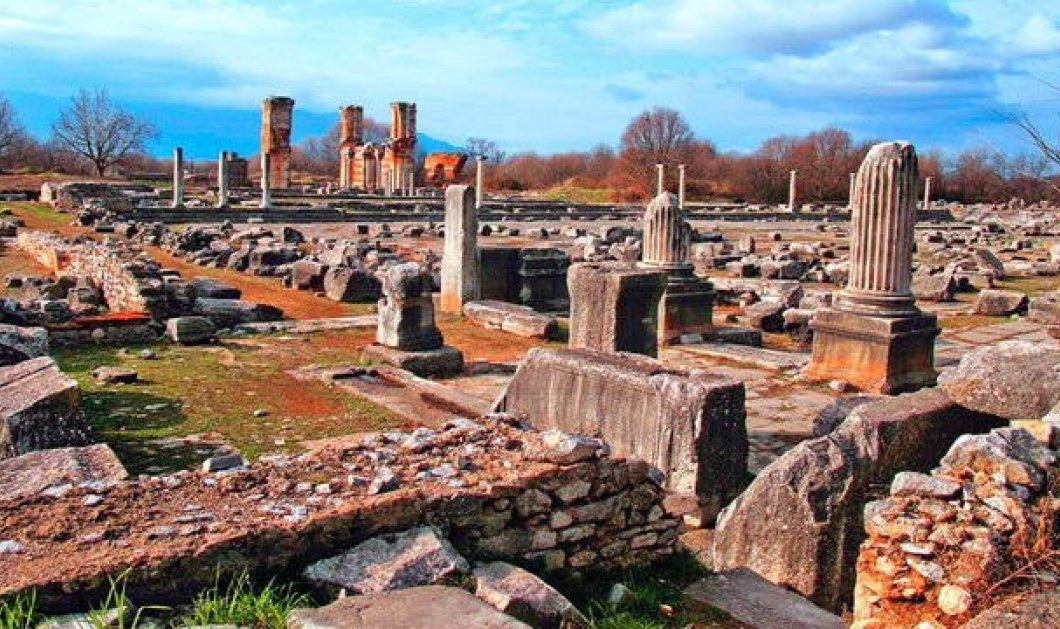 Good news: Στα μνημεία παγκόσμιας κληρονομιάς της UNESCO ο Αρχαιολογικός χώρος των Φιλίππων - Κυρίως Φωτογραφία - Gallery - Video