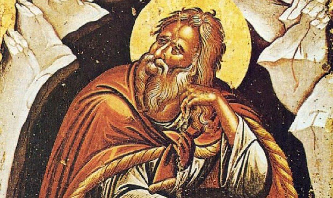 Προφήτης Ηλίας: Γιατί οι εκκλησίες του βρίσκονται πάντα στην κορυφή ενός βουνού ή λόφου;    - Κυρίως Φωτογραφία - Gallery - Video